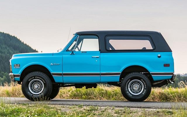 2020 Chevy K5 Blazer: Rumors, Design - SUV 2021: New and ...