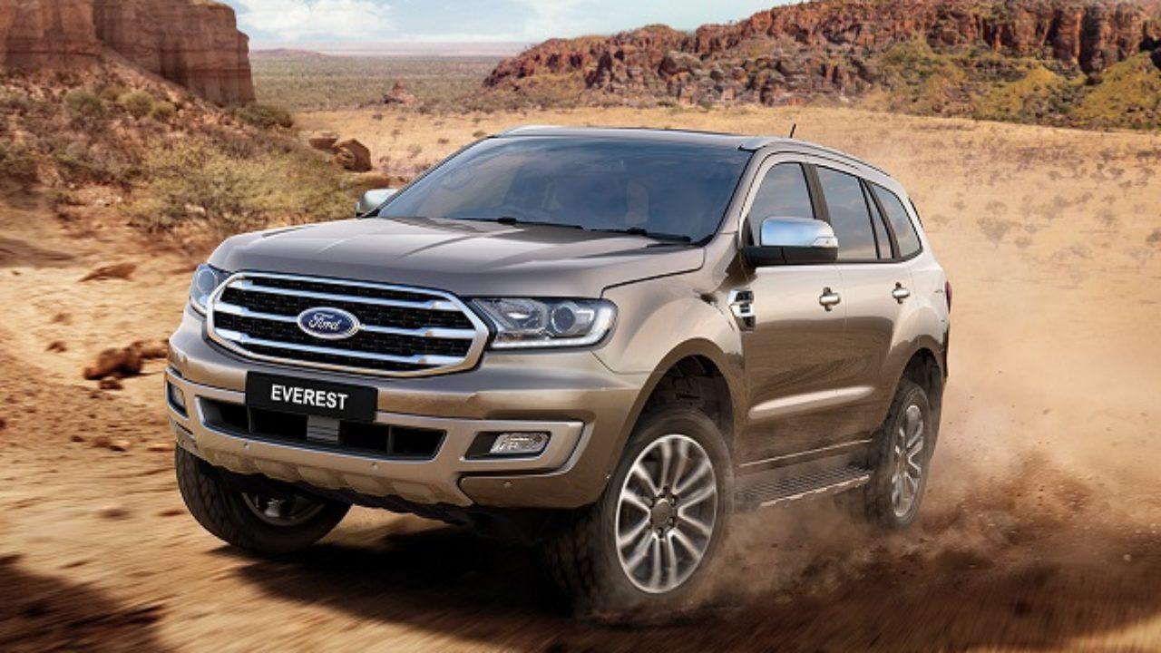 2021 Ford Everest Performance