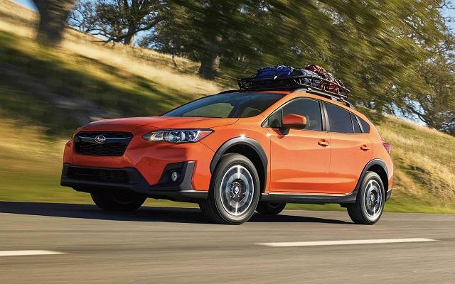 2020 Subaru Crosstrek XTI