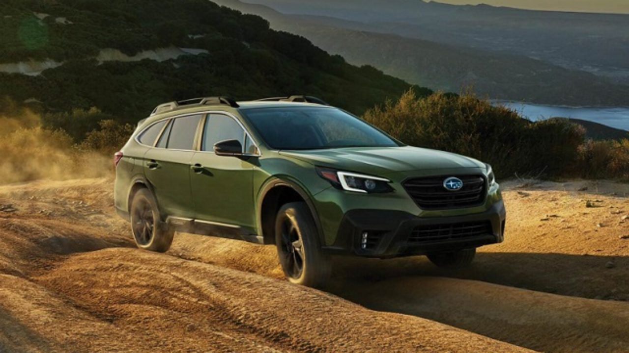 2021 Subaru Outback Turbo Hybrid Picture