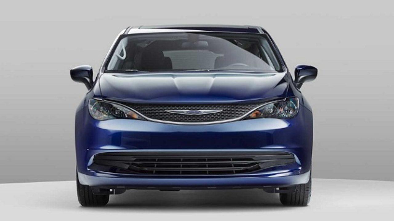 2021 Chrysler Aspen Overview