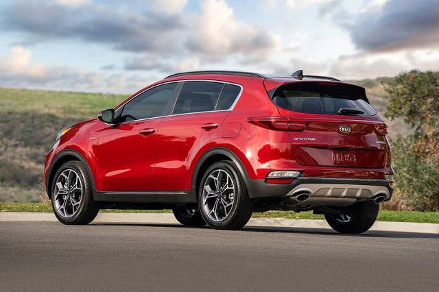 2021 Kia Sportage: Changes, Specs, Price