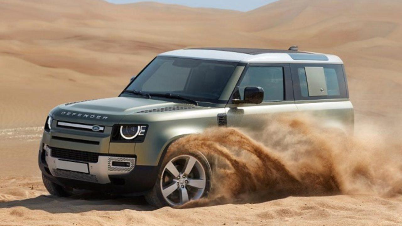 2021 Land Rover Defender - Car Wallpaper