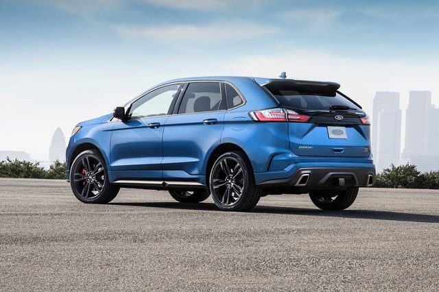 2021 ford edge: design, specs, price - suv 2021