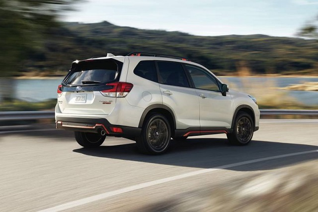 2021 subaru forester  changes  specs  price