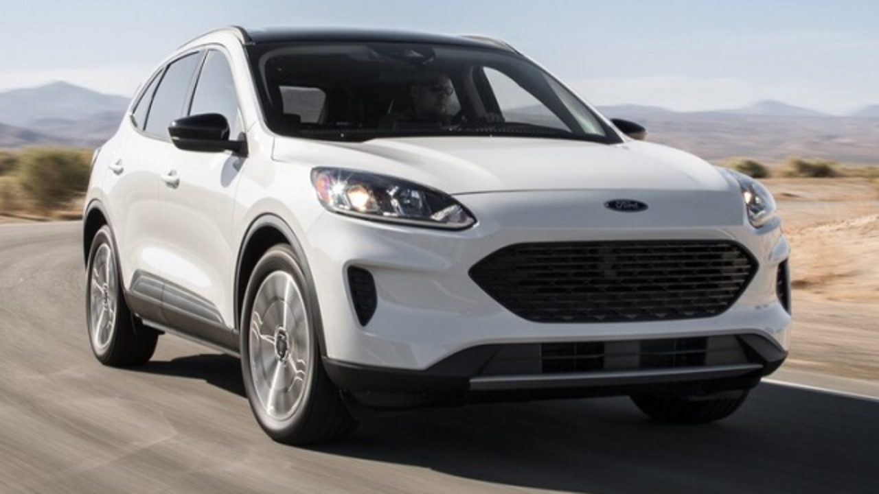 2021 Ford Escape New Concept