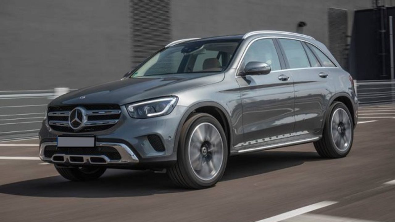4 Mercedes-Benz GLC: Specs, Options, Price - SUV 4: New and