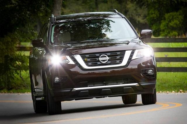 2021 Nissan Pathfinder