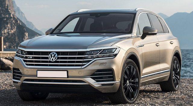 2021 VW Touareg