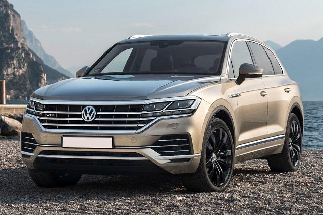 2021 VW Touareg: News, R version, Release - SUV 2021: New ...