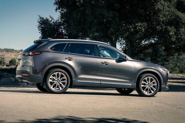 2021 Mazda CX-9: News, Specs, Price - SUV 2021: New and ...