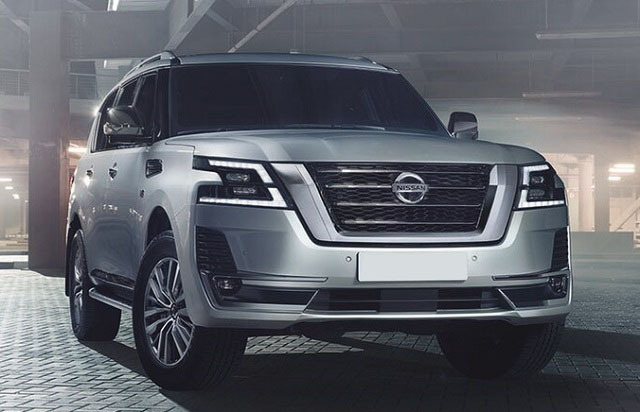 2021 nissan armada: refresh, changes, price - suv 2021