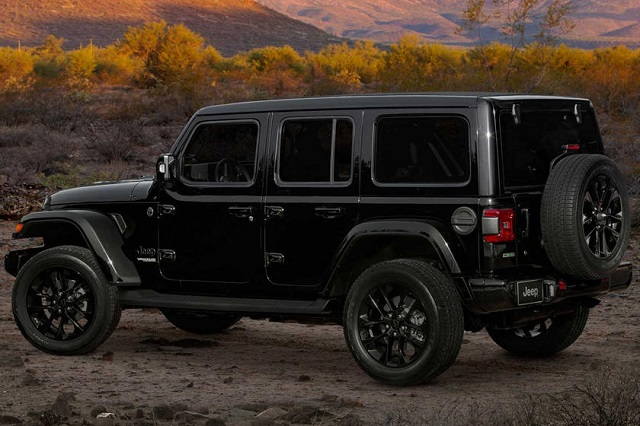 2021 jeep wrangler unlimited changes price  suv 2021
