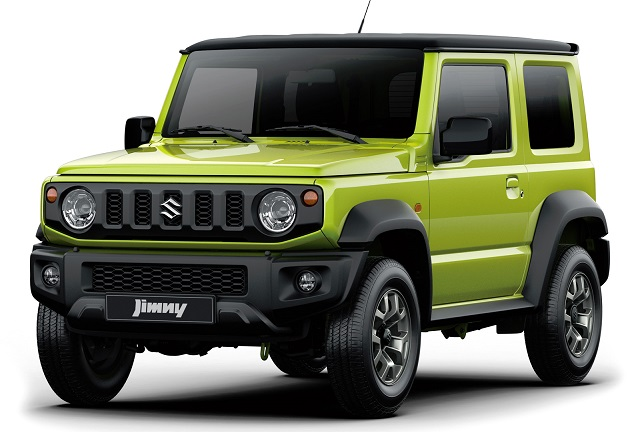 10 off-road-ready SUVs for 2021 - SUV 2021: New and ...