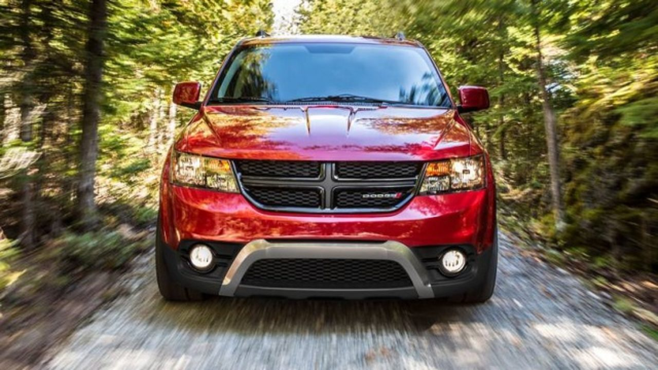 2021 Dodge Journey Srt Exterior