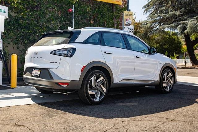 2021 Hyundai Nexo Fuel Cell SUV: Specs, Price - SUV 2021 ...