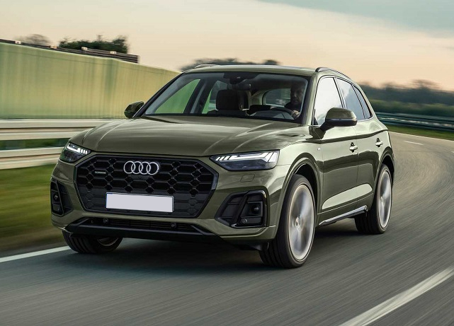 2021 Audi Q5: Updated styling, tech and power - SUV 2021 ...