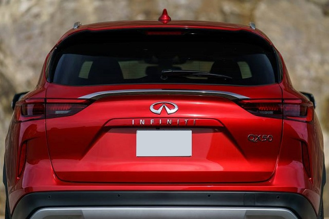 2021 Infiniti QX50: News, Equipment, Price - SUV 2021: New ...