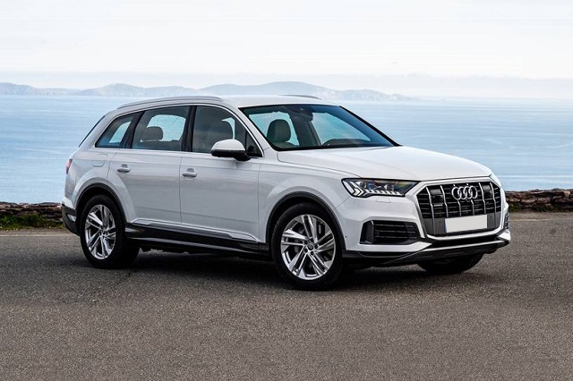 2021 Audi Q7: Changes, Specs, Price - SUV 2021: New and ...
