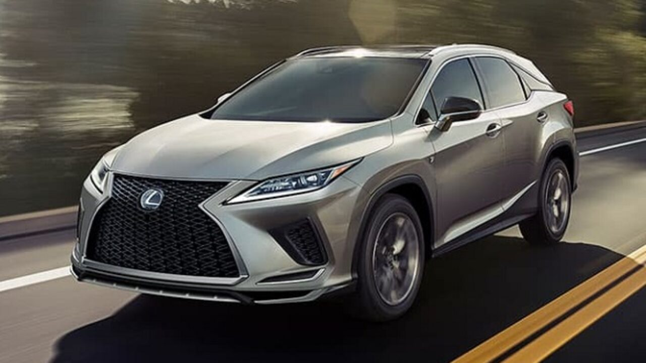 4 Lexus RX 4: News, Specs, Price - SUV 4: New and Upcoming