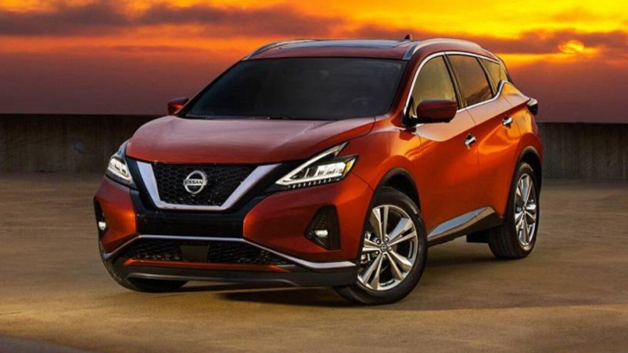 5 Nissan Murano: News, Specs, Price - SUV 5: New and